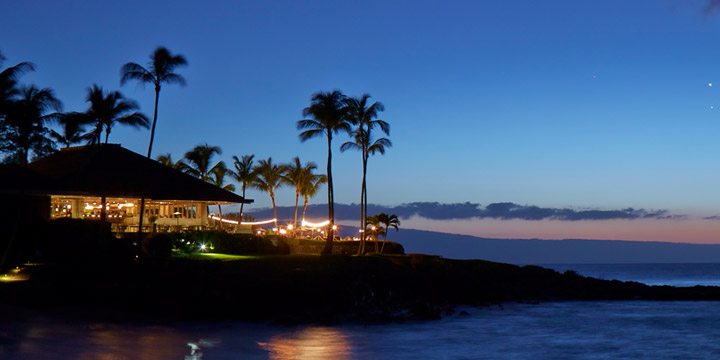 Merriman's Kapalua Outdoor Grill on The Point